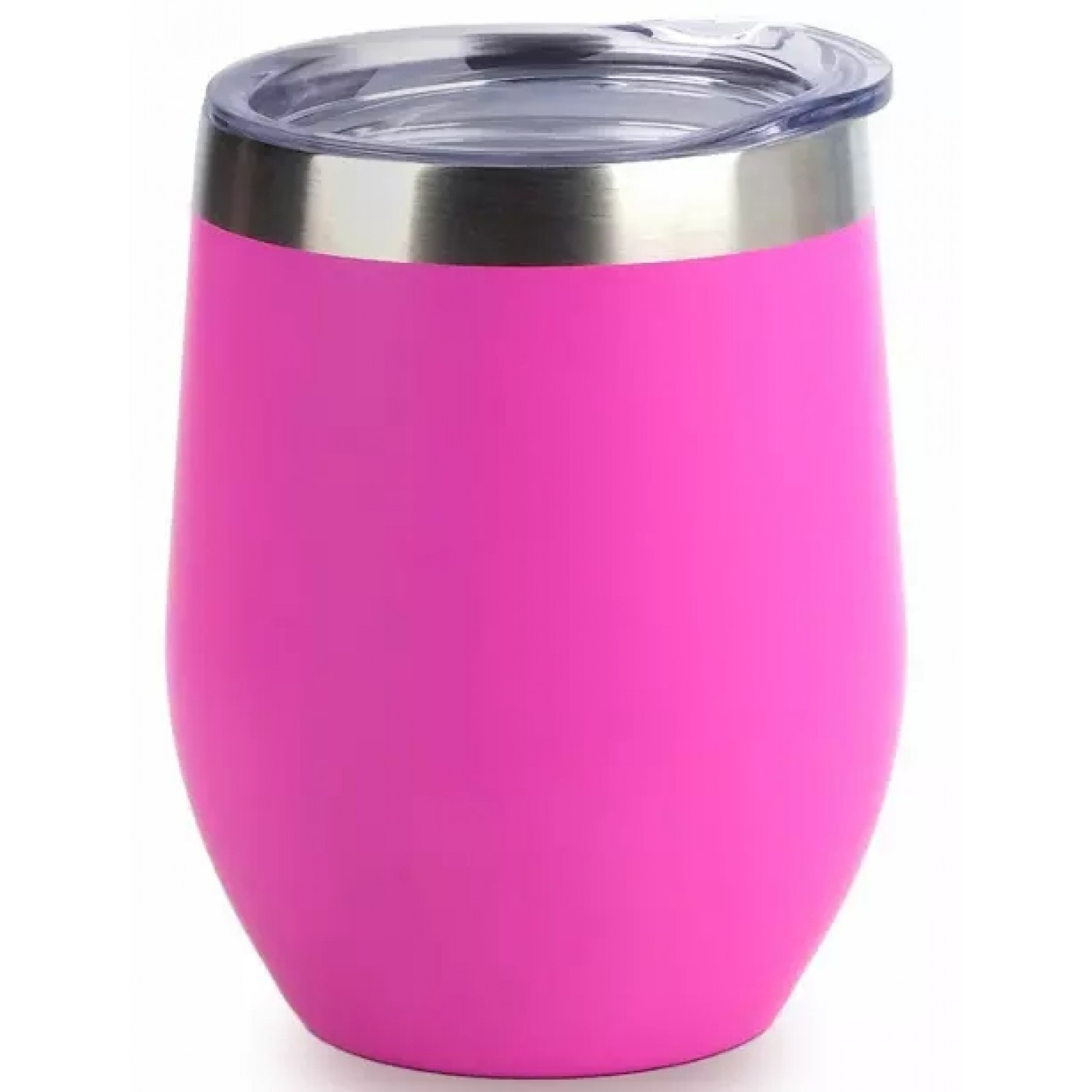 hot sale double wall stainless steel egg shape vacuumn insulate beer tumbler water cup wine tumbler with lid