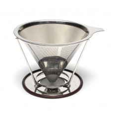 Hand Drip Stainless Steel Coffee Filter