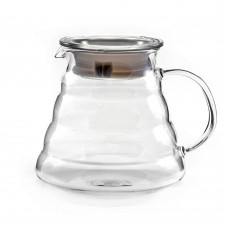 Reusable Borosilicate Glass Coffee Cone Dripper Brewer Coffee Pot