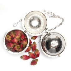 5.0 Stainless Steel Tea Ball Tea Strainer With Chain