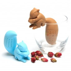Silicone Squirrel Shape Tea Infuser