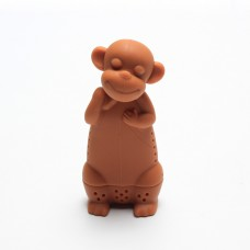 Silicone Cute Monkey Tea Infuser